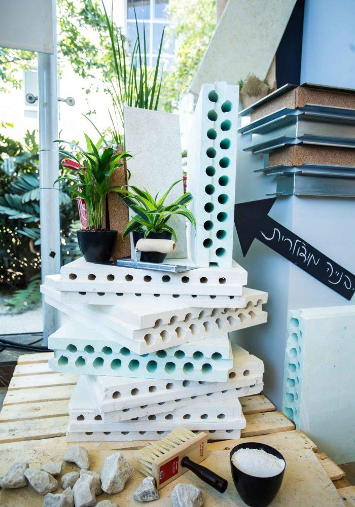 עיצוב ביתן לטמבור