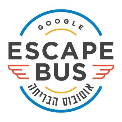 escape bus logo